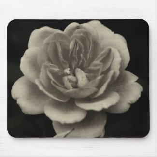 A rose for the dearest one…. mouse pad