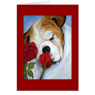 A Rose for You Greeting Cards