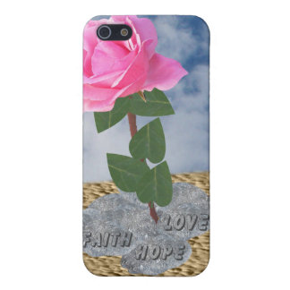 A Rose in The Desert Cover For iPhone SE/5/5s