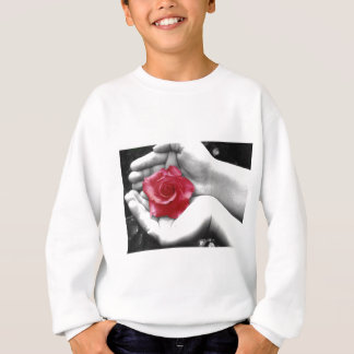 A Rose in the Hand 2 Sweatshirt