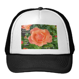 A Rose Is A Rose8 Trucker Hat
