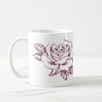 A-Rose is-a Rose White 11-oz Classic Mug