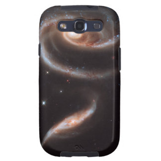 A rose made of galaxies samsung galaxy s3 cases
