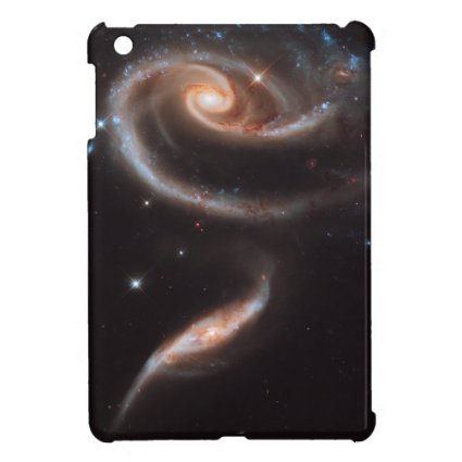 A rose made of galaxies case for the iPad mini