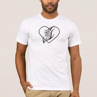 A Rose Tattoo T-Shirt