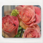 A Rose Trinity Mouse Pad