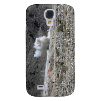 A round from an AT-4 small rocket launcher Samsung Galaxy S4 Covers