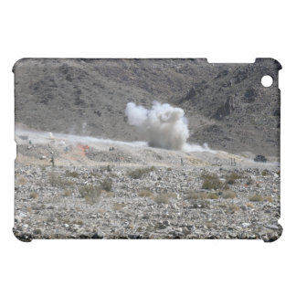 A round from an AT-4 small rocket launcher Case For The iPad Mini