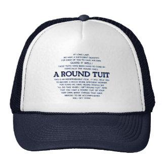 A Round Tuit Trucker Hat