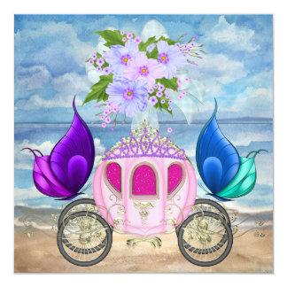 A Royal Beach Sweet 16 / Wedding Party - SRF Announcement