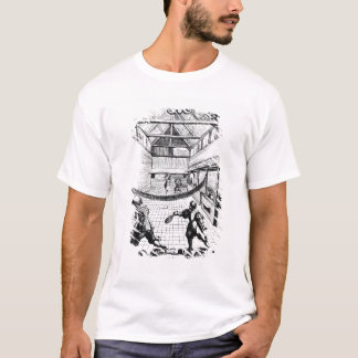 A Royal Game of Tennis in the Jeu de Paume T-Shirt