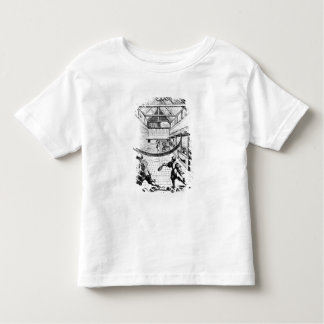 A Royal Game of Tennis in the Jeu de Paume Toddler T-shirt