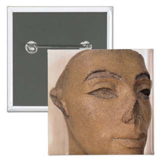 A royal head, possibly of Nefertiti, from Button