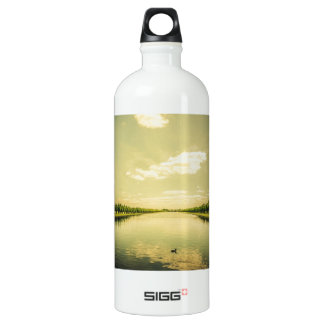 A Royal Long Lake Aluminum Water Bottle