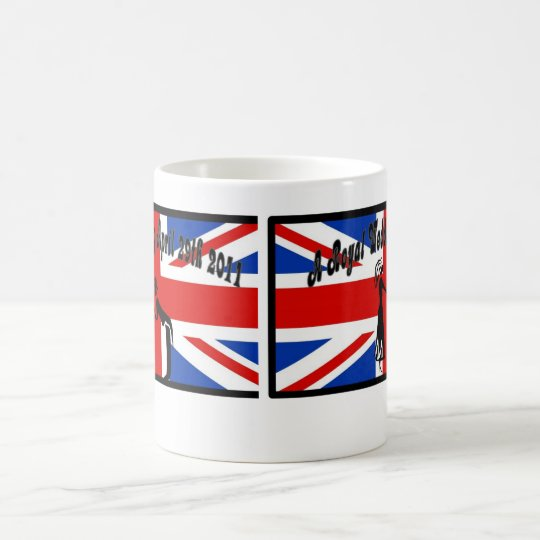 A Royal Wedding Coffee Mug