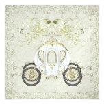"A Royal Wedding /  Event - SRF 5.25"" Square Invitation Card"