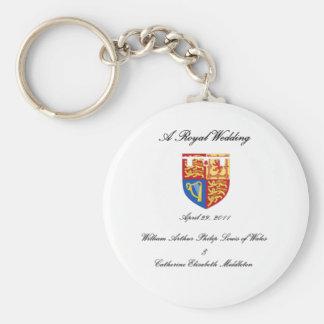 A Royal Wedding Keychains