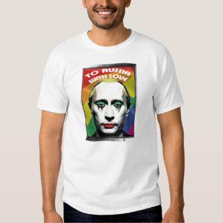 A Rusia con amor Remeras