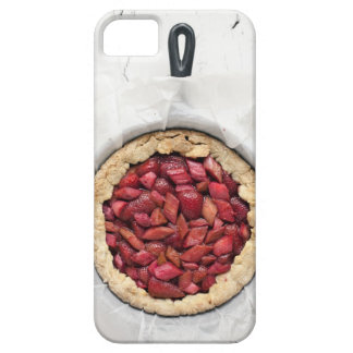 A rustic, homemade tart filled with fresh iPhone SE/5/5s case