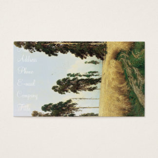 'A Rye Field' Business Card