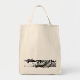 A.S.B. Bridge Tote Bag