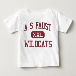 A S Faust - Wildcats - Middle - East Rutherford Baby T-Shirt