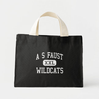 A S Faust - Wildcats - Middle - East Rutherford Bag