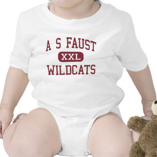 A S Faust - Wildcats - Middle - East Rutherford Bodysuit
