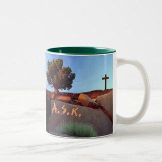 A.S.K. - Desert Mug