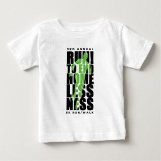 A Safe Haven Foundation RUN! Gear Baby T-Shirt