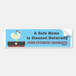 A Safe Home - Sticker