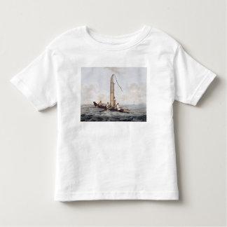 A Sailing Canoe of Otaheite Toddler T-shirt