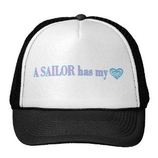A Sailor has my heart Trucker Hat