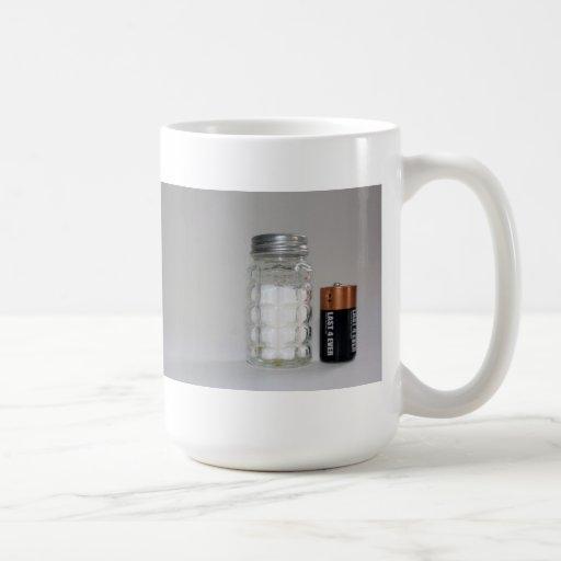 A Salt and Battery Coffee Mug