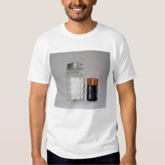 A Salt and Battery Tee Shirt