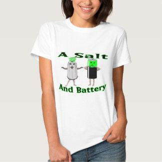 A Salt And Battery TShirt