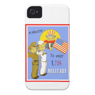 A Salute To Our US Military Blackberry Bold Case