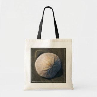 A Sand Dollar On The Beach Tote Bag
