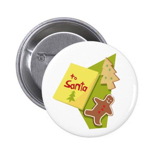 A Santa Pins