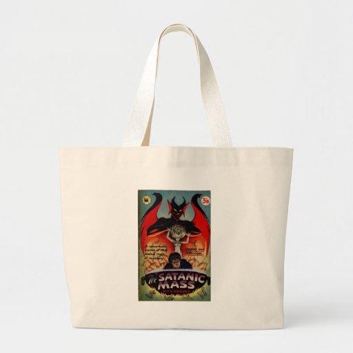 A Satanic Mass! Tote Bag