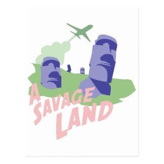 A Savage Land Postcard