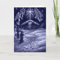 A Savior is Born! Holiday Card