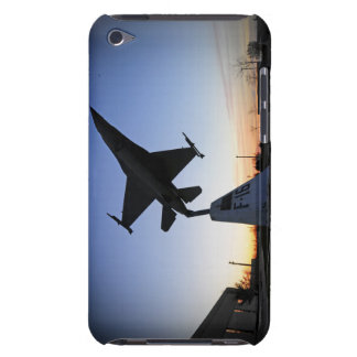 A scale model of an F-16 C Fighting Falcon iPod Touch Cover