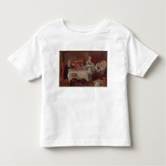 A Scene from 'Tartuffe' by Moliere, 1850 Toddler T-shirt