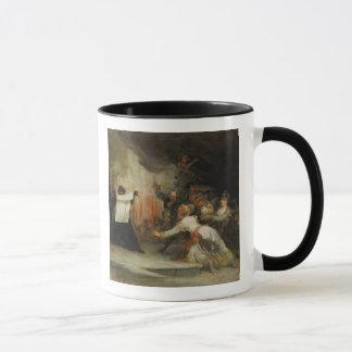 A Scene of Exorcism (see also 59715) Mug
