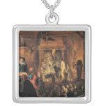 A Scene of Sorcery, 1633 Custom Jewelry