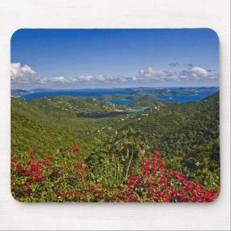 A scenic of Cruse Bay, St. John U.S Virgin Mouse Pad