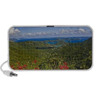 A scenic of Cruse Bay, St. John U.S Virgin Mp3 Speaker