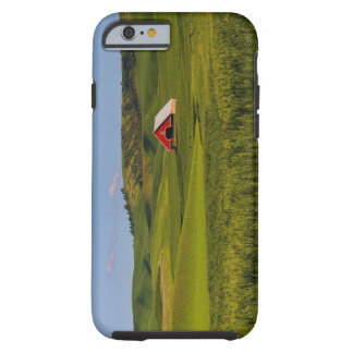 A scenic view of a barn in Moscow Idaho. Tough iPhone 6 Case