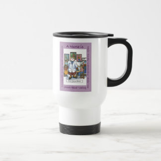 A School Nurse is... mug